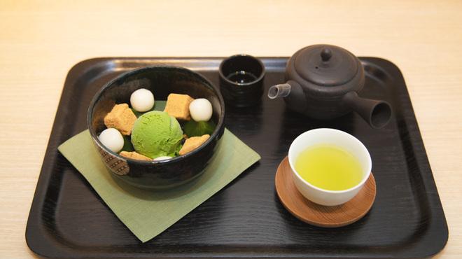 茶の環 - メイン写真: