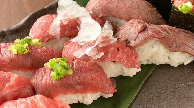 神楽坂肉寿司 - メイン写真: