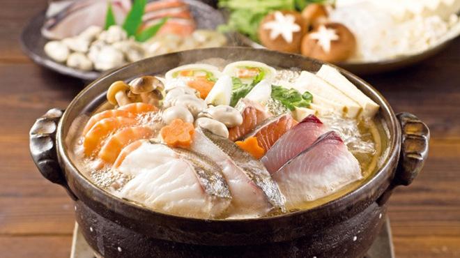 カフェラヴォワ - 料理写真:海鮮ブイヤベース