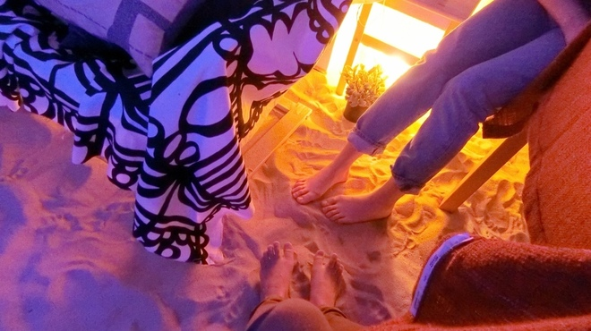 砂浜ダイニングバーシェイプビーチ - メイン写真: