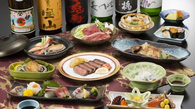 ふく・長州料理 KATSUMOTO - メイン写真: