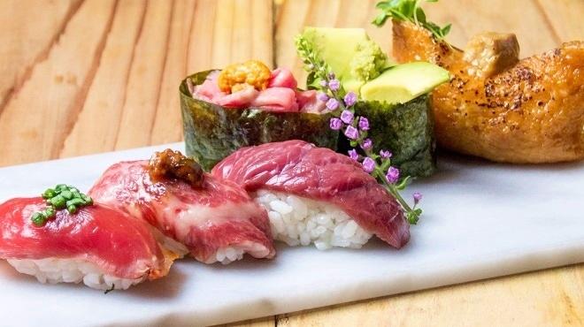 横浜 肉寿司 - メイン写真: