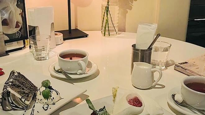 ゴルチャ Golden child cafe - メイン写真: