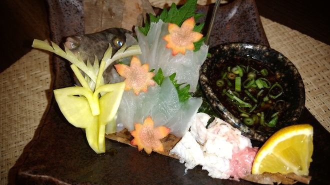 瀬戸内海の小魚と讃岐の地酒処 遊庵 - メイン写真:
