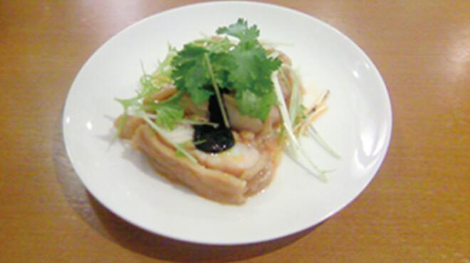 星期菜 - 料理写真:【 魚の香料煮 】香料由来の繊細な香り、マイルドな味わいが凝縮された一品。
