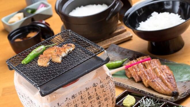 炭焼菜彩干物飯 紀州のしずく - メイン写真: