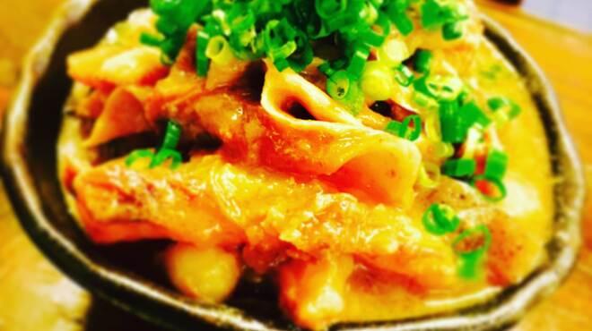 串カツ さくら - 料理写真:超人気のさくら特製どて焼き