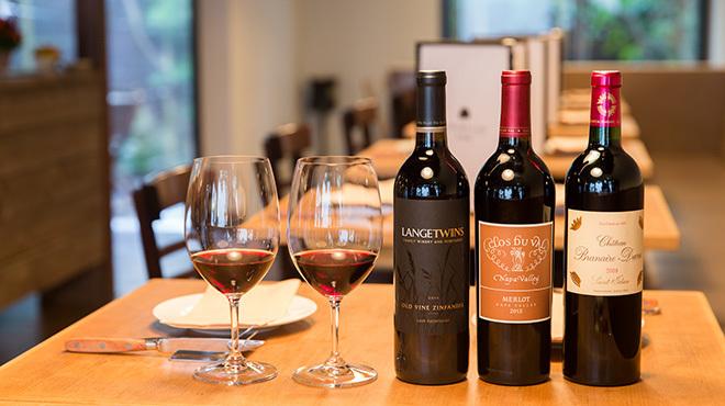 BOWERY LANE NY Table - メイン写真:ワイン3