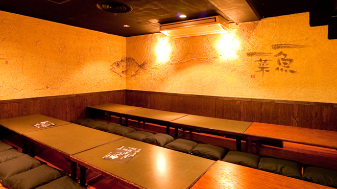 博多横町・旨し酒炉端や 銀ぶし - メイン写真: