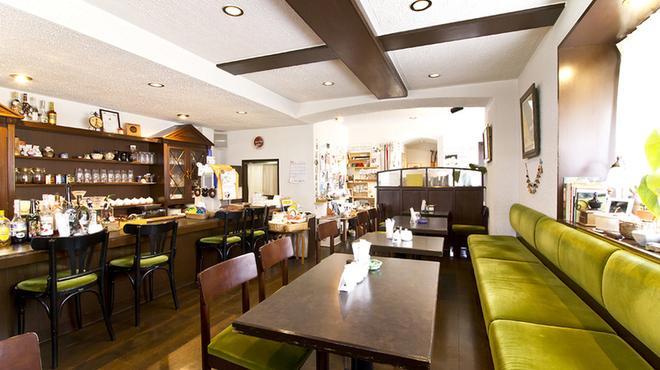 tocotoco-cafe - メイン写真: