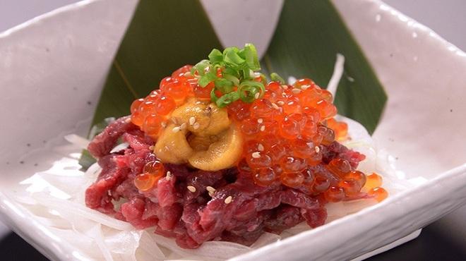 日本酒&馬肉ゆう馬 - メイン写真: