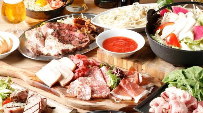 プラチナフィッシュ クラフトビアバル - 料理写真: