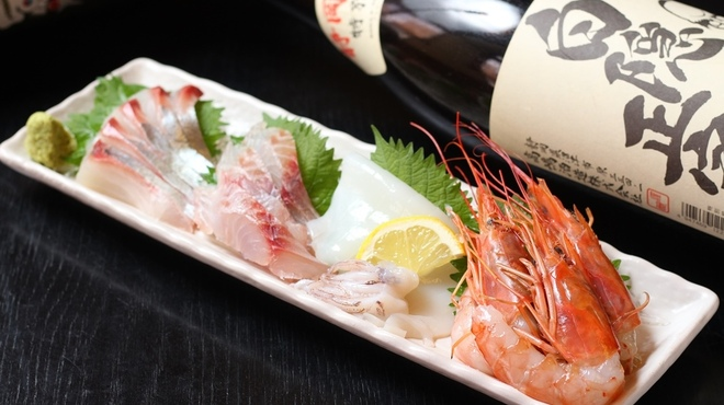 酒魚のぎ - メイン写真: