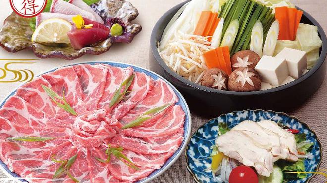 平八亭 - 料理写真:楽