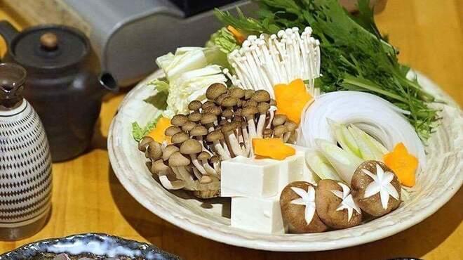 ぐりこ - 料理写真:鯛しゃぶ