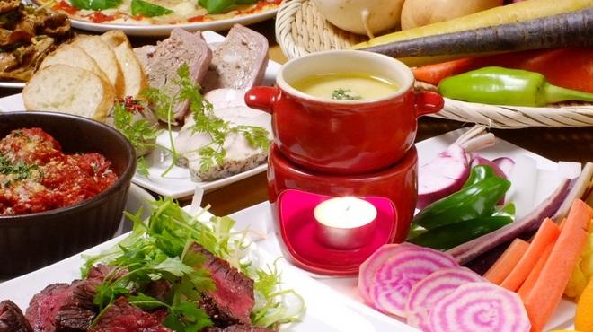 ガブ飲みビストロ酒場 ねぎらいや - 料理写真:オレガノビーフのハラミステーキ