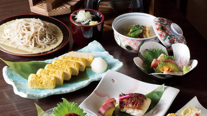 蕎麦人弁慶 - メイン写真: