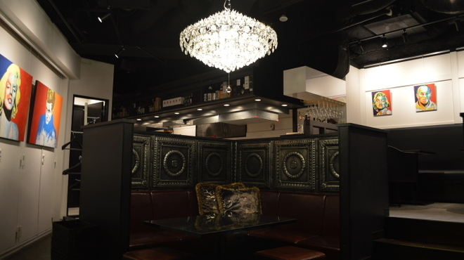 THE XUN TOKYO - 内観写真:半個室