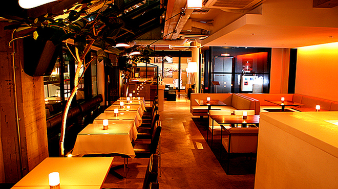 MERCER BRUNCH TERRACE HOUSE TOKYO - メイン写真: