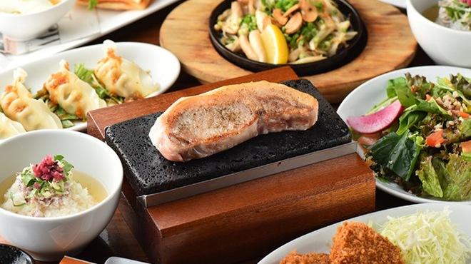 東京豚バザール - メイン写真: