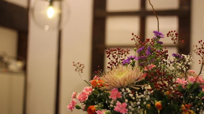 四間道レストランMATSUURA - メイン写真: