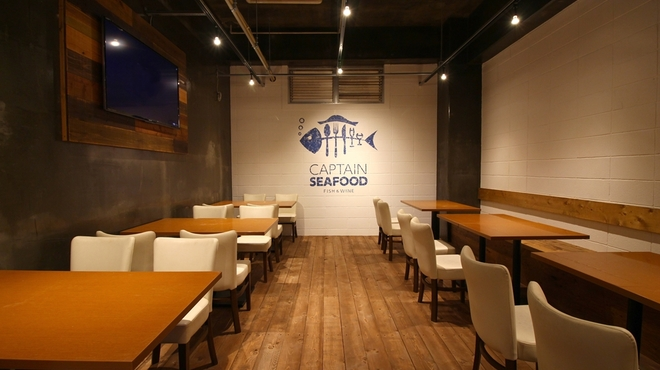 魚バル キャプテン・シーフード - メイン写真:
