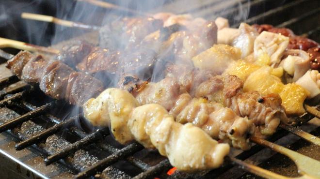 焼鳥とピッツァの店 薪窯 - メイン写真: