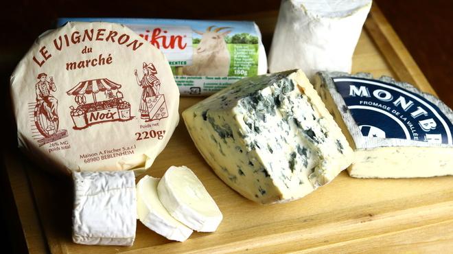 ワインとチーズの店 FERMENT - メイン写真: