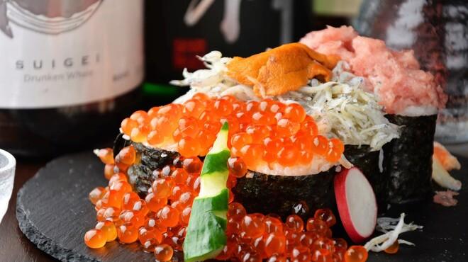 海鮮 日本酒 せいろ蒸し 二代目 輝  - メイン写真:
