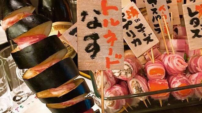 ヤサイ串巻ベジィタ - メイン写真: