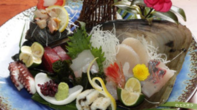 浦正鮨 - 料理写真:造り8種盛り合わせ