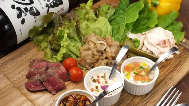 野菜de肉 トンチョ - メイン写真: