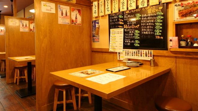 元祖居酒屋 がってん八兵衛 - メイン写真: