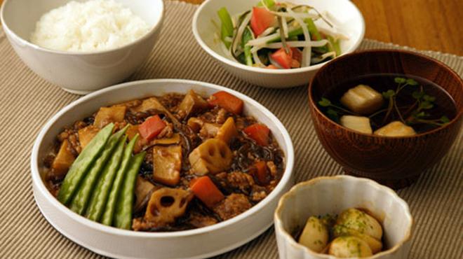 丸の内タニタ食堂 - メイン写真: