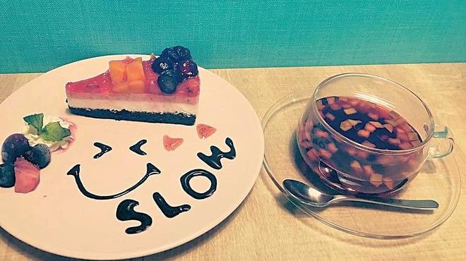 SLOW cafe - メイン写真: