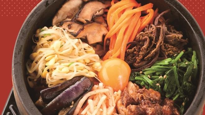 明洞純豆腐 - 料理写真:オモニ自慢の激ウマな逸品\900