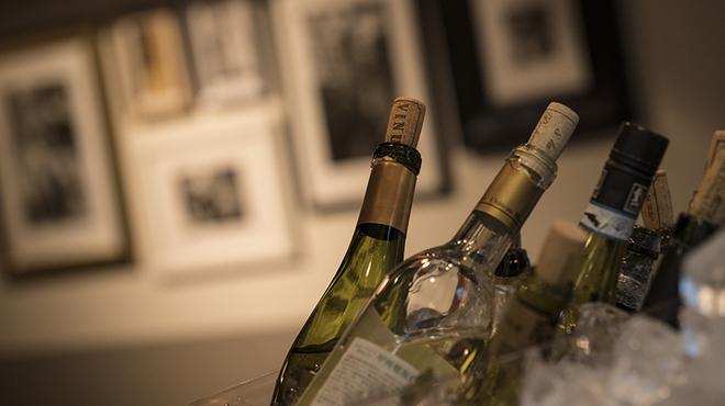 バルピノーロギンザ - ドリンク写真:他種多様なワイン揃ってます!