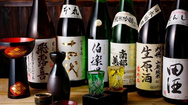 話食居酒屋 風のごとく - ドリンク写真: