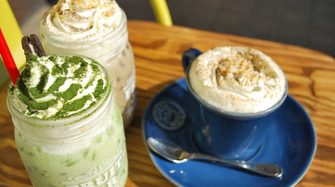 GOOD LUCK COFFEE - メイン写真: