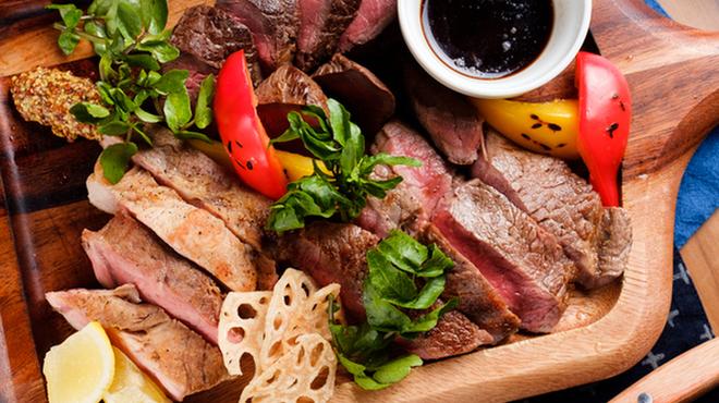 池袋 肉バル アンタガタドコサ - メイン写真: