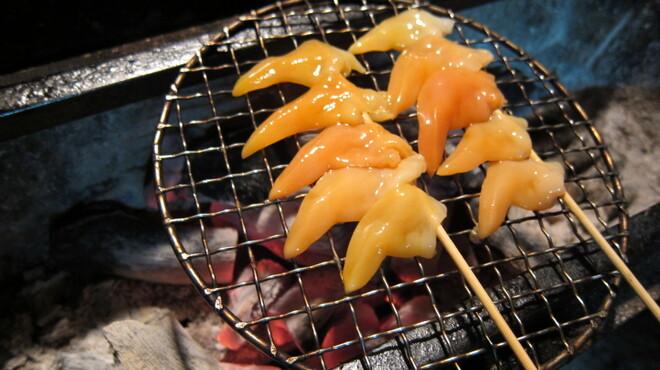 居酒屋 泉屋 - 料理写真:青柳のさっと焼き