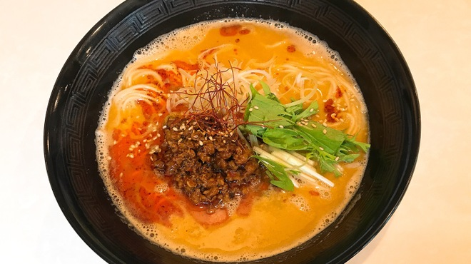 四川担々麺 いぶし銀 - メイン写真: