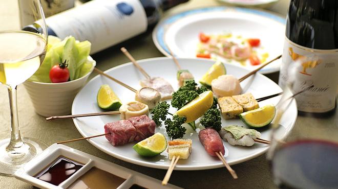 串かつ にし川 - 料理写真: