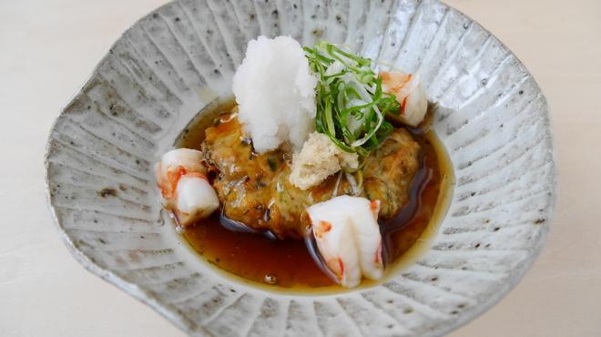 そば会席 立会川 吉田家 - 料理写真:【蕎麦会席】12月前菜