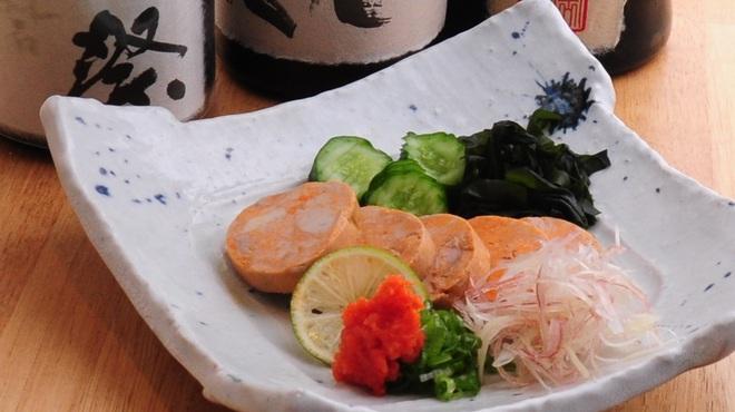 ときすし - 料理写真:あん肝