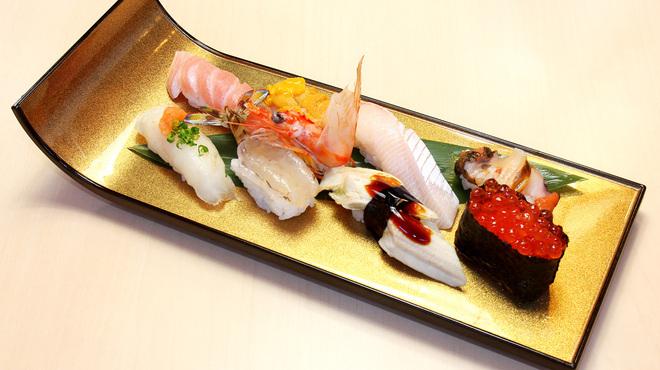 すし水軍 - 料理写真: