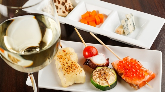 洋風串焼 Dining&Bar さんせっと - メイン写真: