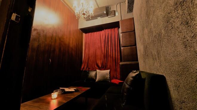 個室のあるBAR ixs - メイン写真: