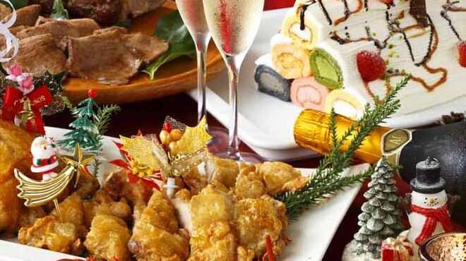 シュラスコ&チーズタッカルビ AMIGO - 料理写真:クリマス限定・パーティーコース