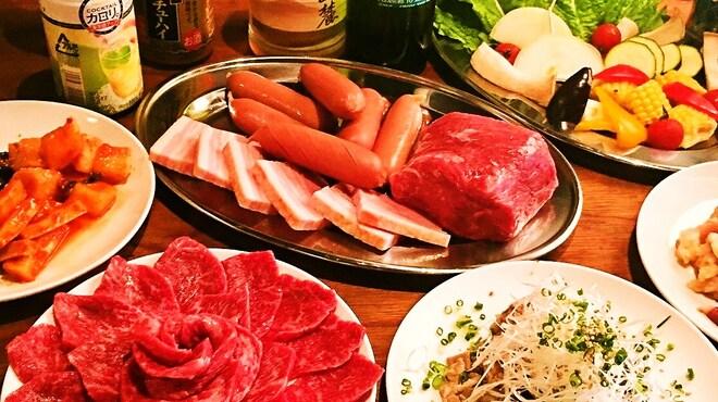 セルフ焼肉専門 焼肉じょんじょん - 料理写真: